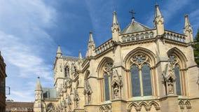 Universität von Cambridges-Stadt lizenzfreies stockfoto
