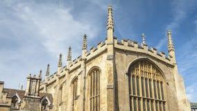 Universität von Cambridges-Stadt lizenzfreies stockbild