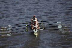 Universität von Cambridgesrudersportklumpen bei Primatorky Lizenzfreie Stockfotos