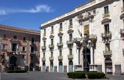 Universität von Catania Lizenzfreie Stockfotografie