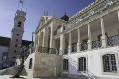 Universität von Coimbra Stockbilder
