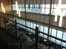 Universität von Delaware ISE Lab Stockbild