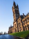 Universität von Glasgow Stockfotos