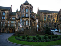 Universität von Glasgow Lizenzfreie Stockbilder