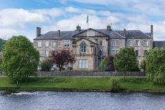 Universität von Hochländern und Insel in Inverness Stockbilder