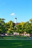 Universität von Illinois-Viererkabel Lizenzfreie Stockfotografie