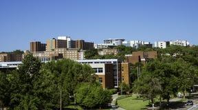 Universität von Iowa Stockbilder