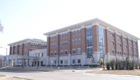 Universität von Memphis, Student Health Center Lizenzfreie Stockfotos