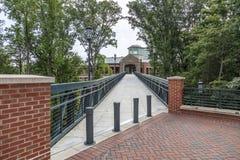 Universität von Nord-Carolina At Charlotte lizenzfreie stockfotografie