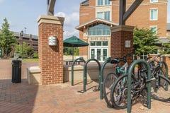 Universität von Nord-Carolina At Charlotte Lizenzfreie Stockfotos