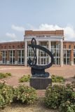 Universität von Nord-Carolina At Charlotte Lizenzfreie Stockbilder