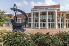 Universität von Nord-Carolina At Charlotte Stockbild