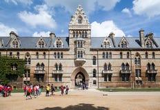 Universität von Oxford England Stockbilder