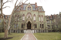 Universität von Pennsylvanien Stockbild