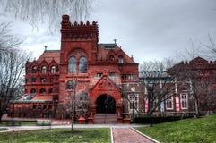 Universität von Pennsylvaniens-Bibliothek Lizenzfreie Stockfotos