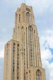 Universität von Pittsburgh stockbild