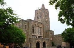 Universität von Princetons-Bibliothek lizenzfreie stockfotografie