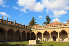 Universität von Salamanca Stockbild