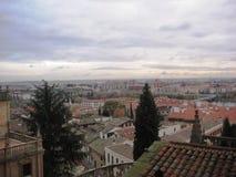 Universität von Salamanca Lizenzfreie Stockbilder