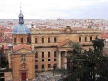 Universität von Salamanca Lizenzfreies Stockbild