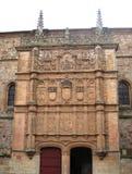 Universität von Salamanca Lizenzfreie Stockfotografie