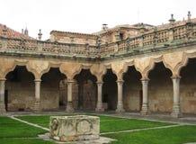 Universität von Salamanca Lizenzfreies Stockfoto
