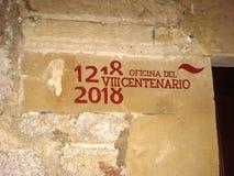 Universität von Salamanca Stockfotografie