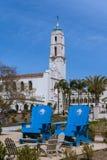 Universität von San Diego Campus stockfoto