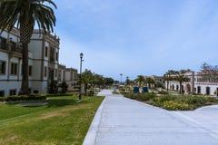 Universität von San Diego Campus lizenzfreies stockbild