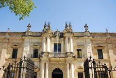 Universität von Sevilla Stockbild