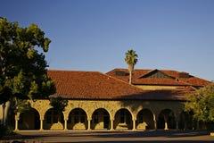 Universität von Stanford, Kalifornien lizenzfreie stockfotos