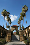 Universität von Stanfords-Campus Lizenzfreies Stockbild