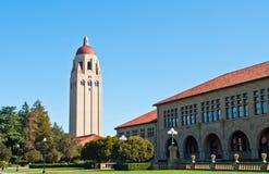 Universität von Stanfordskontrollturm Lizenzfreies Stockbild