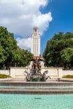Universität von Texas Stockfotografie
