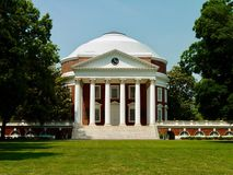 Universität von Virginia lizenzfreie stockbilder