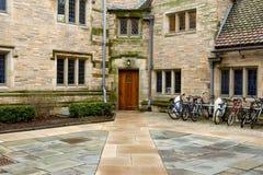Universität von Yale Stockbild