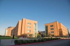 Universitätsgelände Lizenzfreie Stockfotos