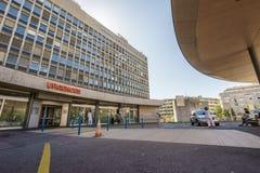 Universitätskrankenhaus von Genf Lizenzfreie Stockfotografie