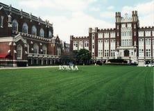 Université 2002 de la Nouvelle-Orléans Loyola Photographie stock
