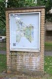 Université d'Aarhus Images stock