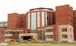 Université d'amitié de bibliothèque centrale, Noida Images stock