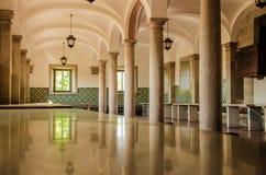 Université d'Evora, intérieure Photographie stock