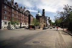 Université d'Harvard Photo libre de droits