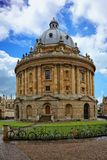 Université d'Oxford Photographie stock libre de droits