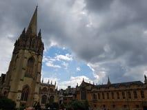 Université d'Oxford Photo libre de droits