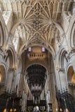 Université d'Oxford Angleterre d'église du Christ photos libres de droits