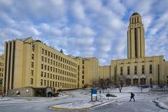 Université de蒙特利尔 免版税图库摄影