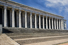 Université de Buenos Aires, école des lois photographie stock
