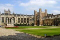 Université de Cambridge Photo libre de droits