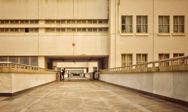 Université de Changhaï Images libres de droits